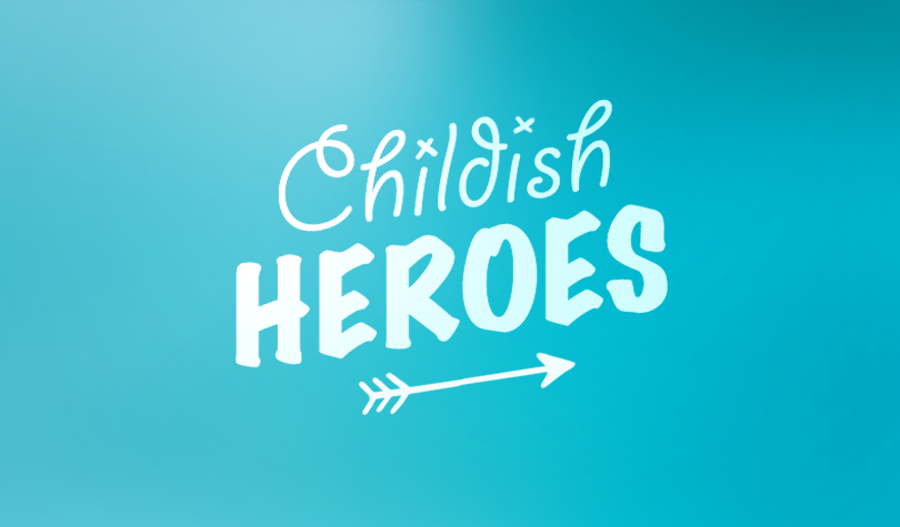 Childish Heroes, Adventure Time Photoshoot, Homage, Fan Art